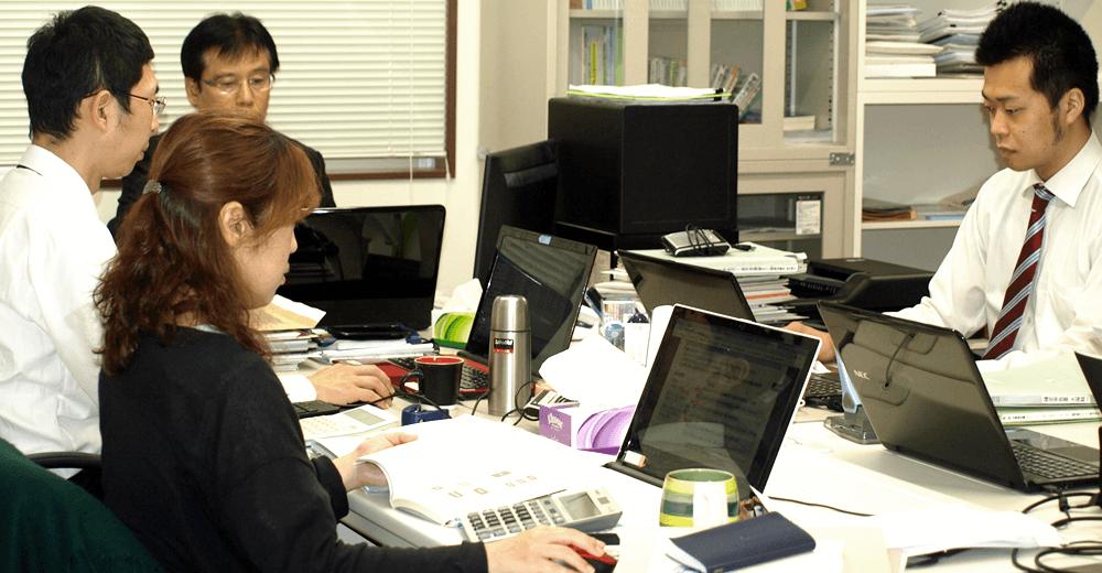 宮崎一博税理士事務所のスタッフ